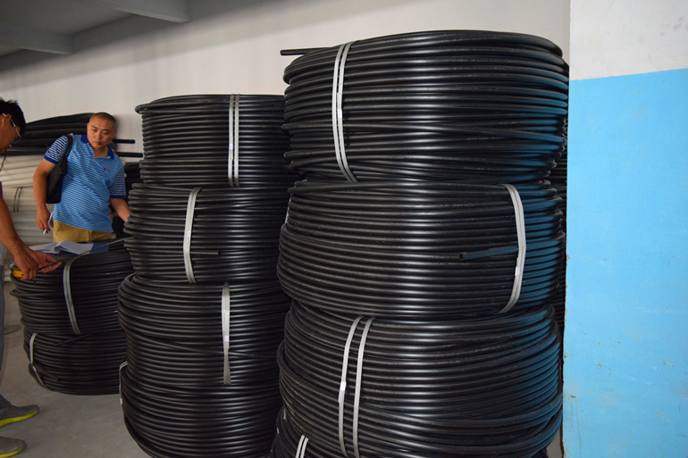 manufacture of hdpe